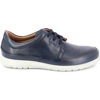 Scarpe Uomo Sneakers basse Grunland SC4450 Blu
