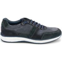 Scarpe Uomo Sneakers basse Grunland SC4521 Blu