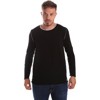 Abbigliamento Uomo Maglioni Byblos Blu 2MM0004 MA0002 Nero