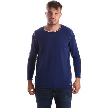 Abbigliamento Uomo Maglioni Byblos Blu 2MM0004 MA0002 Blu