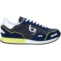 Scarpe Uomo Sneakers basse Byblos Blu 2UA0005 LE9999 Blu