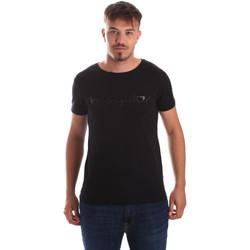 Abbigliamento Uomo T-shirt maniche corte Byblos Blu 2MT0023 TE0048 Nero