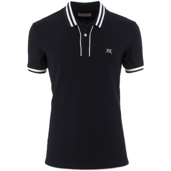 Abbigliamento Uomo Polo maniche corte NeroGiardini P972210U Blu