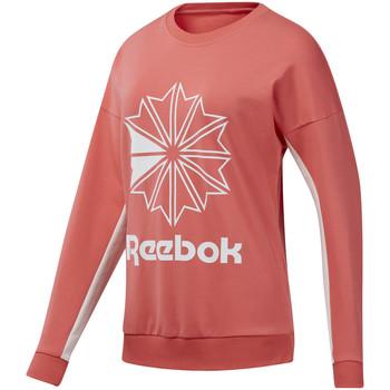 Abbigliamento Donna Felpe Reebok Sport DT7245 Rosa