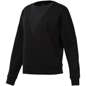 Abbigliamento Donna Felpe Reebok Sport DU4042 Nero