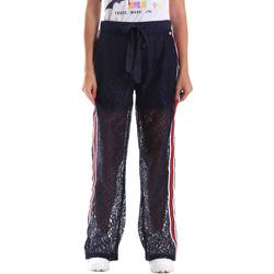 Abbigliamento Donna Pantaloni da tuta Fracomina FR19SP905 Blu