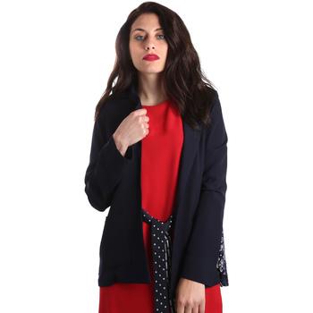 Abbigliamento Donna Giacche / Blazer Fracomina FR19SP006 Blu