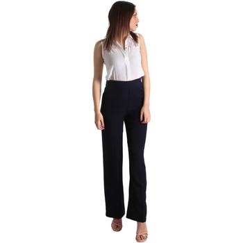 Abbigliamento Donna Tuta jumpsuit / Salopette Fracomina FR19SP008 Blu