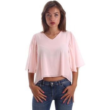 Abbigliamento Donna Top / Blusa Fracomina FR19SP468 Rosa