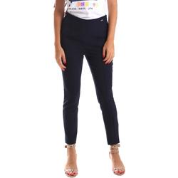 Abbigliamento Donna Chino Fracomina FR19SP133 Blu