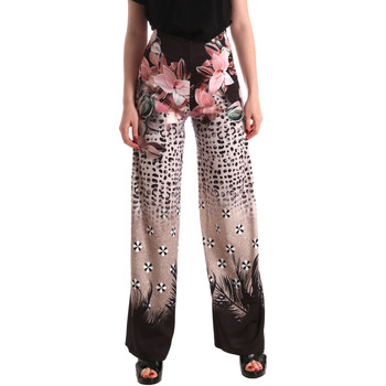 Abbigliamento Donna Pantaloni morbidi / Pantaloni alla zuava Fracomina FR19SM014 Nero