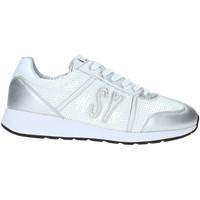 Scarpe Donna Sneakers basse Sweet Years S19-SSW636 Bianco