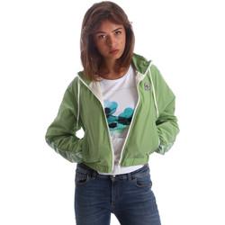 Abbigliamento Donna Giacche sportive Invicta 4431555/D Verde