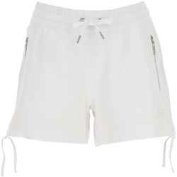 Abbigliamento Donna Shorts / Bermuda Ea7 Emporio Armani 3GTS52 TJ31Z Bianco