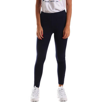 Abbigliamento Donna Leggings Key Up 5LI22 0001 Blu