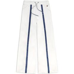 Abbigliamento Donna Pantaloni da tuta Champion 111377 Bianco