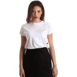 Abbigliamento Donna T-shirt maniche corte Champion 111487 Bianco