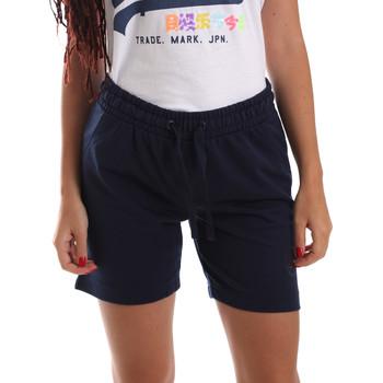 Abbigliamento Donna Shorts / Bermuda Key Up 5F59G 0001 Blu