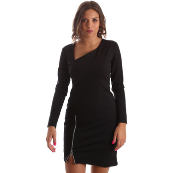 Abbigliamento Donna Abiti corti Byblos Blu 2WD0008 TE0011 Nero