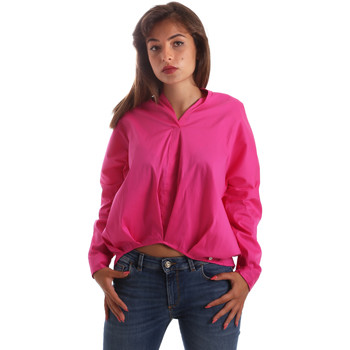 Abbigliamento Donna Camicie Byblos Blu 2WR0004 TE0014 Rosa