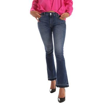 Abbigliamento Donna Jeans bootcut Byblos Blu 2WJ0012 TE0126 Blu