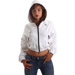 Abbigliamento Donna Felpe Byblos Blu 2WF0005 TE0042 Bianco