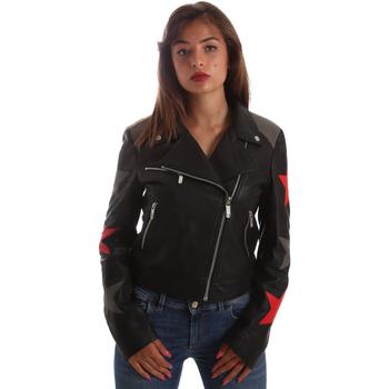 Abbigliamento Donna Giacca in cuoio / simil cuoio Byblos Blu 2WS0002 LE0007 Nero