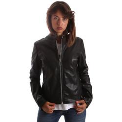 Abbigliamento Donna Giacca in cuoio / simil cuoio Byblos Blu 2WS0009 TE0060 Nero