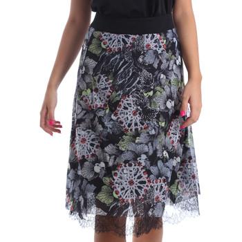 Abbigliamento Donna Gonne Smash S1928417 Nero