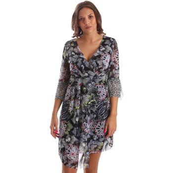 Abbigliamento Donna Abiti corti Smash S1984413 Nero