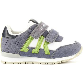 Scarpe Unisex bambino Sneakers basse Lumberjack SB47505 002 M94 Grigio