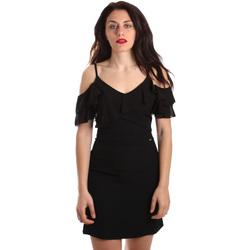 Abbigliamento Donna Abiti corti Gaudi 911FD15049 Nero