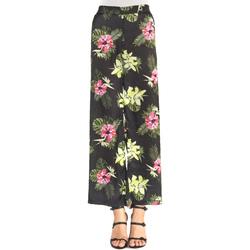 Abbigliamento Donna Pantaloni morbidi / Pantaloni alla zuava Gaudi 911FD25018 Nero