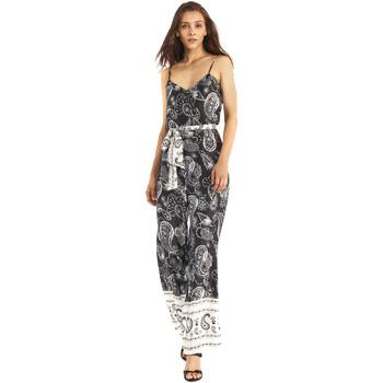 Abbigliamento Donna Tuta jumpsuit / Salopette Gaudi 911FD25027 Nero