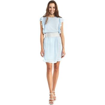 Abbigliamento Donna Abiti corti Gaudi 911BD15004 Blu