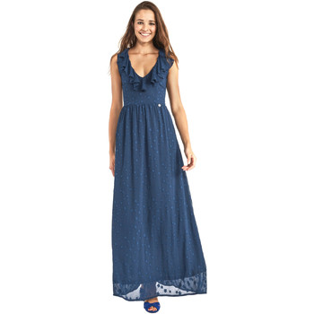 Abbigliamento Donna Abiti lunghi Gaudi 911BD15007 Blu