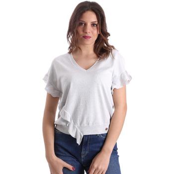 Abbigliamento Donna Top / Blusa Gaudi 911BD53010 Grigio