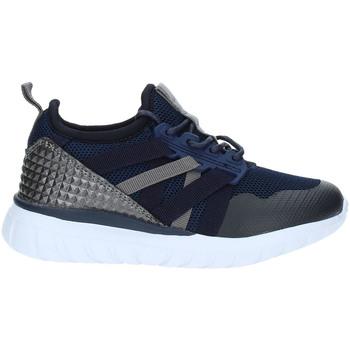 Scarpe Unisex bambino Sneakers basse Fred Mello S19-SFK133 Blu