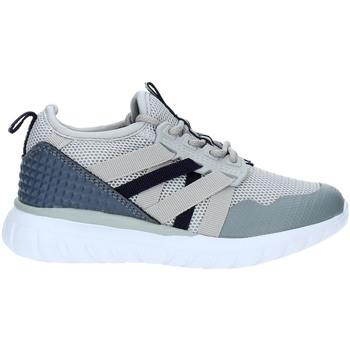 Scarpe Unisex bambino Sneakers basse Fred Mello S19-SFK133 Grigio
