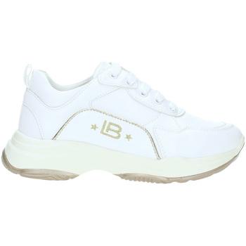 Scarpe Unisex bambino Sneakers basse Laura Biagiotti 5181A Bianco