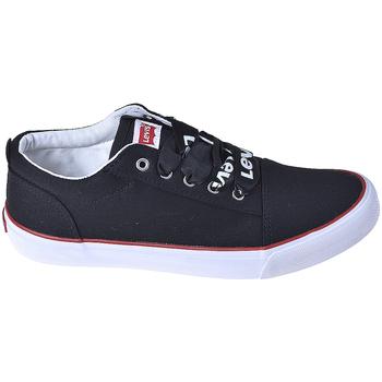 Scarpe Unisex bambino Sneakers basse Levi's VCAS0006T Nero