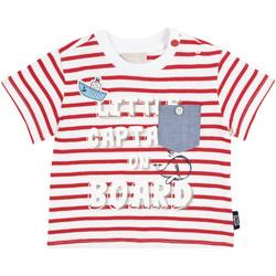 Abbigliamento Unisex bambino T-shirts a maniche lunghe Chicco 09006680000000 Rosso