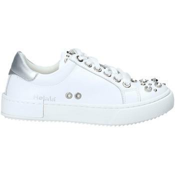 Scarpe Unisex bambino Sneakers basse Holalà HS0046L Bianco