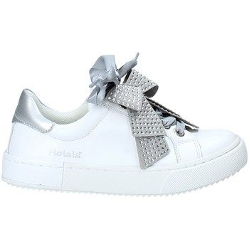 Scarpe Unisex bambino Sneakers basse Holalà HS0048L Bianco