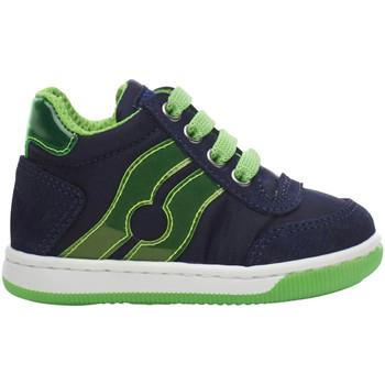 Scarpe Unisex bambino Sneakers alte Falcotto 2013553-02-1C38 Blu
