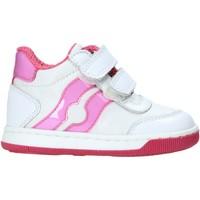 Scarpe Unisex bambino Sneakers alte Falcotto 2013558-04-1N11 Bianco