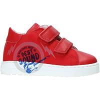 Scarpe Unisex bambino Sneakers basse Falcotto 2013622-01-1H02 Rosso