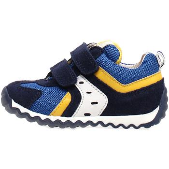 Scarpe Unisex bambino Sneakers basse Naturino 2013741-01-1C81 Blu
