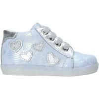 Scarpe Unisex bambino Sneakers alte Falcotto 2013846-02-1C73 Blu