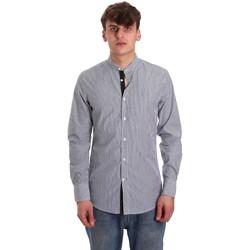 Abbigliamento Uomo Camicie maniche lunghe Antony Morato MMSL00588 FA420042 Blu